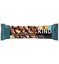 Be Kind Dark Chocolate Nuts & Sea Salt - barretta energetica, Brown