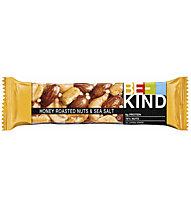 Be Kind Honey Roasted Nuts & Sea Salt - barretta energetica, Brown