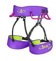 Beal Amazon - imbrago arrampicata - donna, Purple