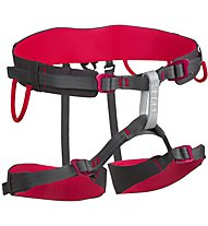 Beal Fenix - Klettergurt, Red/Black