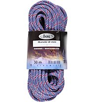Beal Rando 8 mm - Seil, Blue
