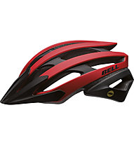 Bell Casco bici Catalyst Mips, Legend Matte Red Black