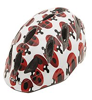 Giro Rascal - Fahrradhelm - Kinder, White/Red Lady Bugs