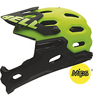 Bell Super 2R Mips All Mountain/Enduro/Freeride/DH Helm, matte kryptonite
