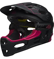 Bell Super 3R - casco bici MTB, Black