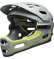 Bell Super 3R - casco bici MTB, Grey