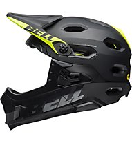Bell Super DH Mips - casco MTB, Black