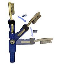 Beta Stick Beta Projekt Brush Stick - Verlängerung für Kletterbürste, Blue/Black
