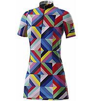 Biciclista Chaka - Kleid - Damen, Multicolor