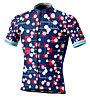Biciclista Clubbin Man Space Age Jersey - Radtrikot - Herren, Blue