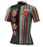 Biciclista Clubbin Woman Corazon Jersey - Radtrikot - Damen, Black