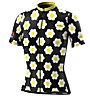 Biciclista Clubbin Woman Daisy Jersey - Radtrikot - Damen, Black