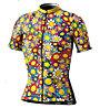 Biciclista Clubbin Woman Shibright Jersey - Radtrikot - Damen, Yellow