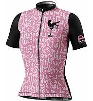 Biciclista Dita V2 - Radtrikot - Damen, Pink/Black