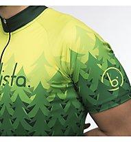 Biciclista PNW - maglia bici - uomo, Green