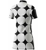 Biciclista Manequin - Kleid - Damen, Black/White