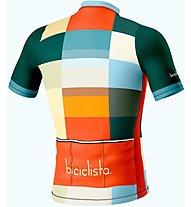 Biciclista Clubbin Man Midmo - Radtrikot - Herren, Multicolor