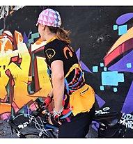 Biciclista Nordic 2018 - Radkappe, Pink/Blue