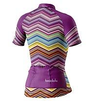 Biciclista Rosita - Radtrikot - Damen, Pink/Green