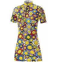Biciclista Shibright - Kleid - Damen, Yellow