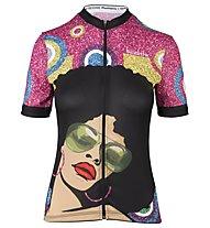 Biciclista Clubbin W the woman in me - Radtrikot - Damen, Multicolor