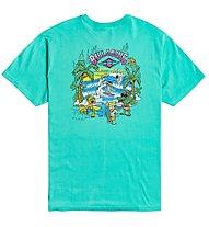 Billabong Gang of Gangs SS - T-Shirt - Herren , Blue