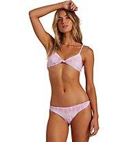 Billabong Keep it Mellow Trilet - Bikinioberteil - Damen , Pink/Violet