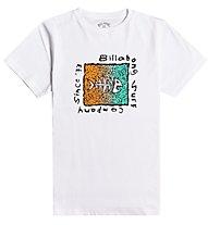 Billabong Mondo SS - T-Shirt - Jungs , White