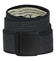 Bison T-Lock Money - cintura, Black