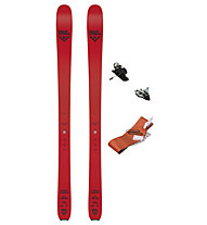 Black Crows Set Camox Freebird 96: sci da scialpinismo/freeride+attacco+pelli