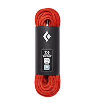 Black Diamond 7,9 Dry - Halbseil/Zwillingsseil, Orange