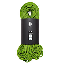 Black Diamond 8.5 Dry - Halbseil/Zwillingsseil, Green