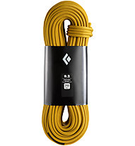 Black Diamond 9.2 Rope, Dual Yellow/Green