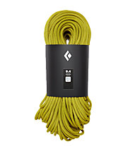 Black Diamond 9.4 Rope - corda singola, Yellow