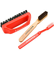 Black Diamond BD Brush Set - Bürstenset, Red/Wood