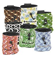 Black Diamond Chalkbag Medium Print, Assorted colours