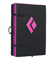 Black Diamond Circuit - Crash Pad, Black/Pink