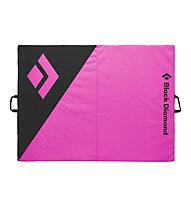 Black Diamond Circuit - Crash Pad, Black/Pink