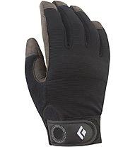 Black Diamond Crag - guanti per arrampicata - uomo, Black