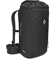 Black Diamond Crag 40 - Kletterrucksack, Black
