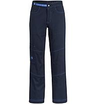 Black Diamond Credo - Pantaloni lunghi arrampicata - uomo, Blue