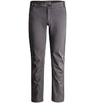 Black Diamond Credo - Pantaloni lunghi arrampicata - uomo, Grey