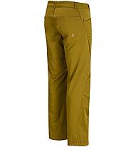Black Diamond Credo - Pantaloni lunghi arrampicata - uomo, Yellow