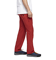 Black Diamond Credo - lange Kletterhose - Herren, Dark Red