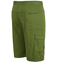 Black Diamond Credo Shorts - pantaloncini arrampicata uomo, Cactus
