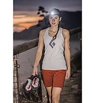Black Diamond Credo - kurze Kletter- und Boulderhose - Damen, Red