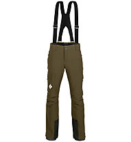 Black Diamond Dawn Patrol Touring - Pantaloni lunghi Sci Alpinismo - donna, Brown