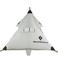 Black Diamond Deluxe Cliff Cabana Double Fly - Accessorio per arrampicata, Gray