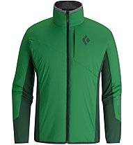 Black Diamond Deployment Hybrid Jacket Giacca ibrida trekking, Green