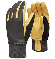 Black Diamond Dirt Bag - Fingerhandschuh - Herren, Black/Yellow